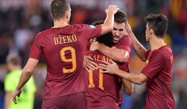 Europa League, Villarreal-Roma 0-4: ecco le pagelle