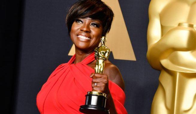 Oscar 2017: Viola Davis la prima attrice afroamericana a vincere Oscar, Emmy, Tony Award e Golden Globe