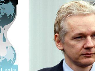 wikileaks julian assange CIA