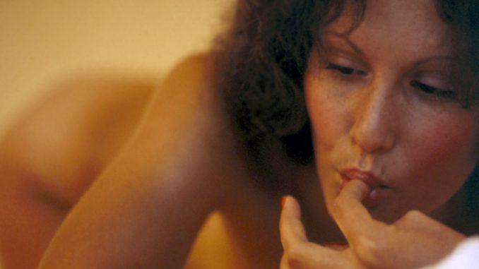"""LINDA LOVELACE in """"GOLA PROFONDA""""."""