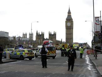 Londra, attacco al Parlamento. Anche due italiane tra i feriti