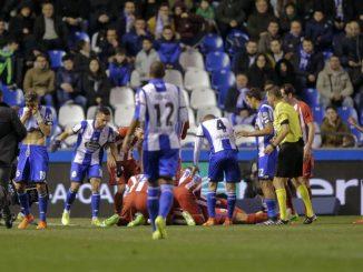 Torres spavento durante Deportivo - Atletico Madrid: sviene durante la partita