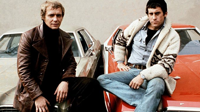 Paul e David, sempre amici: Starsky spinge Hutch