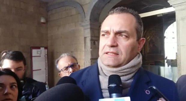 Una giornata a Napoli con Salvini Ecco cosa dichiara il segretario della Coisp di Napoli Giulio Catuogno