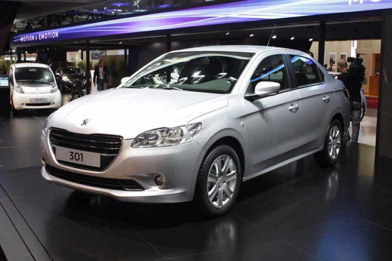 Peugeot 301: dimensioni, consumi, motori, prezzi