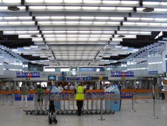Orly aeroporto