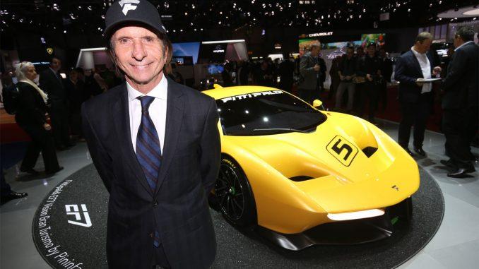 Fittipaldi EF7 Vision Gran Turismo: motore e prezzi