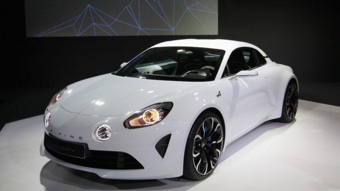 Renault Alpine 2017: data uscita, prezzi e caratteristiche