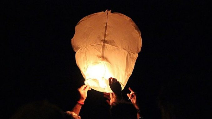 Amianto nelle lanterne cinesi: il ministero ritira del mercato