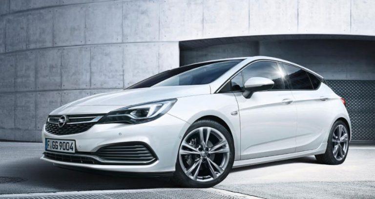 Opel Astra Business: prezzi, motori, consumi