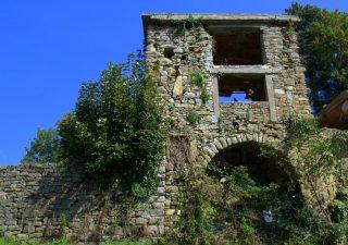 Costruzione di Borgo del Canto (Bergamo)