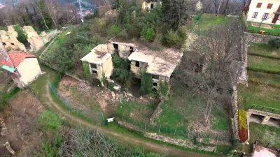 Borgo del Canto dall'alto
