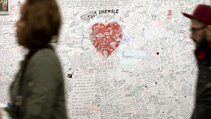 Bruxelles: la strage di un anno fa. Il ricordo di una nazione contro il terrorismo