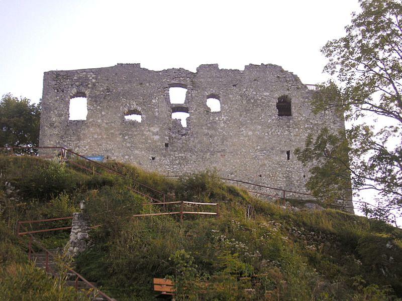 Rovine del Castello di Falkenstein