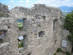 Mura dall'interno