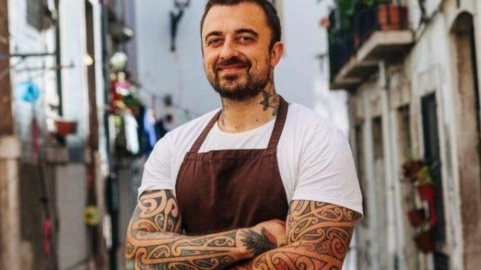 """Chef Rubio contro Fedez. J-Ax lo difende: """"Sparati"""""""