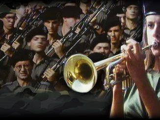 Classe di ferro: la serie televisiva sul servizio militare in Italia