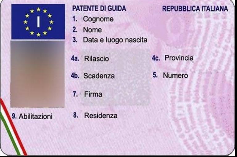 Come rinnovare patente B