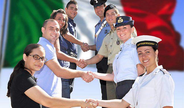 Concorsi pubblici per le forze armate: come funzionano