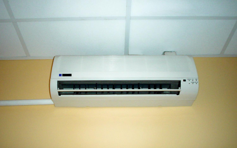 Condizionatori a pompa di calore: consumi