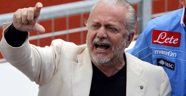 """De Laurentiis: """"Italia razzista!"""". La Gazzetta: """"Che rifletta sull'eliminazione del Napoli!"""""""