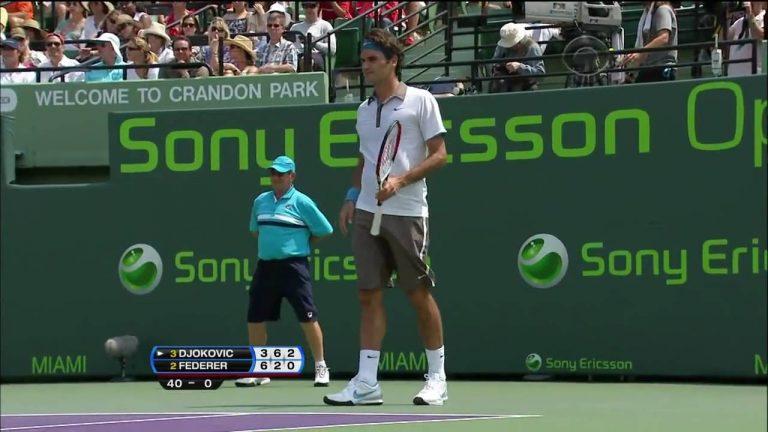 Federer: a Miami il tennista svizzero raggiunge le semifinali del torneo