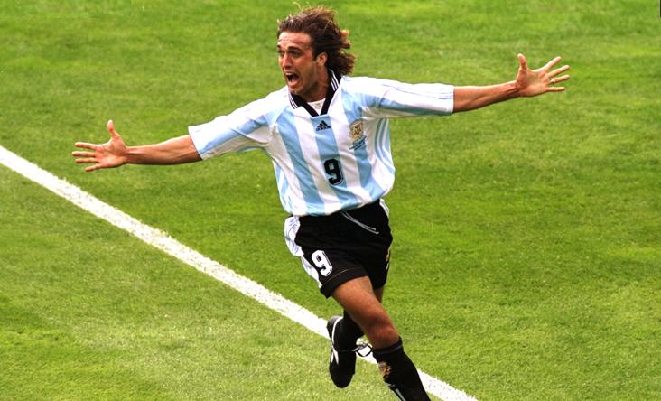 Gabriel Batistuta: tutti i numeri dell'attaccante