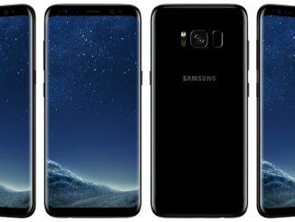 Galaxy S8 Black