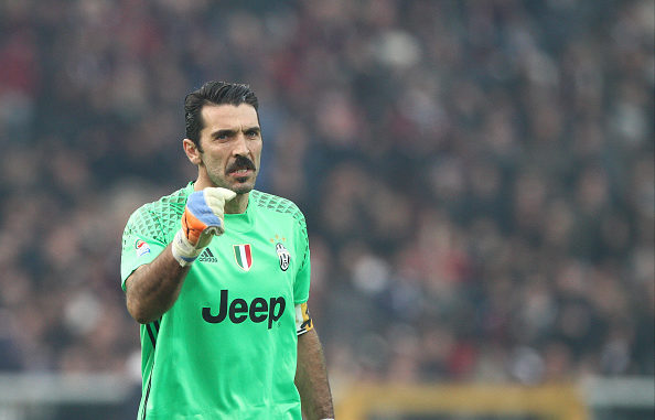 Gigi Buffon contro l'Inter:' Fanno polemiche inutili!'