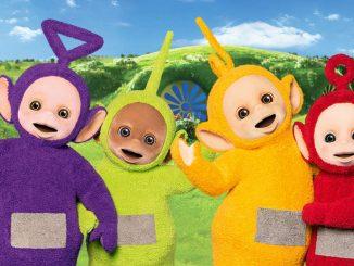 I Teletubbies, i simpatici personaggi colorati amati dai bambini