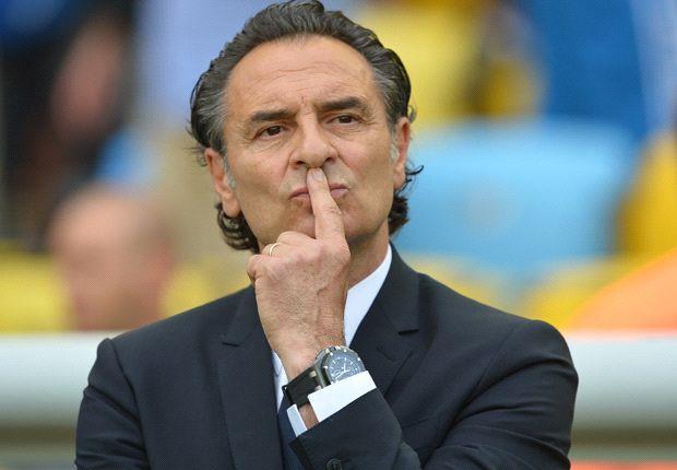 """Prandelli: """"Io alla Juve? Quel che sarà, sarà. Il Napoli? Una flessione"""""""