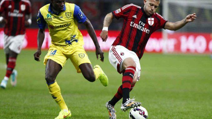 Milan-Chievo, 3-1: il gol di Bacca apre la via dell'Europa