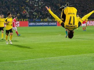 Champions League, Borussia-Benfica 4-0: ecco le pagelle. Tripletta di Aubameyang