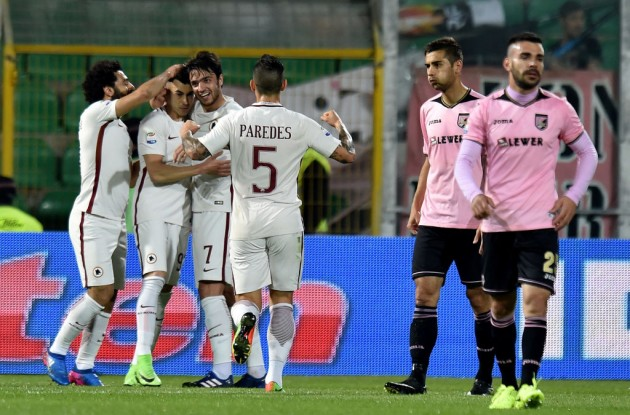Palermo-Roma 0-3: ecco le pagelle. I giallorossi tornano a sognare