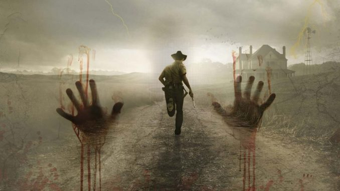 The Walking Dead: serie tv identica ai fumetti