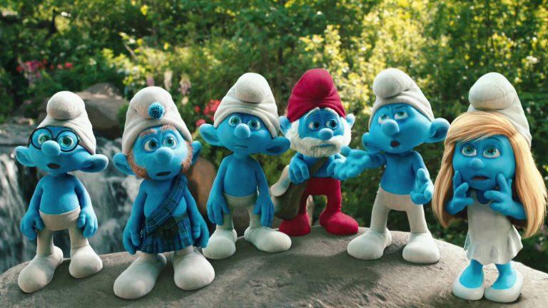 I Puffi Smurfs The movie 009 768x432