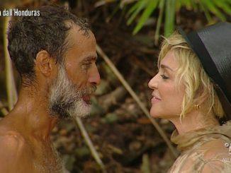 Isola: Raz e Paola di nuovo insieme? La promessa in diretta tv
