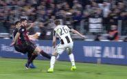 Juventus Milan: ecco gli squalificati dei rossoneri dopo la rissa a fine partita