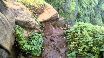 Le rocce del Kalavantin Durg