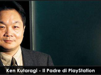 Chi è Ken Kutaragi, papà della playstation