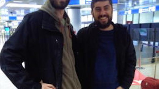 Liberati i due giornalisti italiani di Report arrestati in Congo