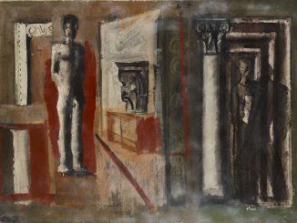 Mario-Sironi-Composizione-murale-1934.-Mart-Collezione-Allaria