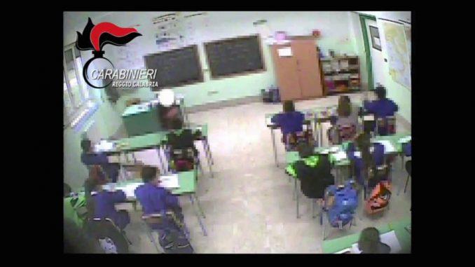 Oppido Mamertina, il video dei maltrattamenti delle maestre