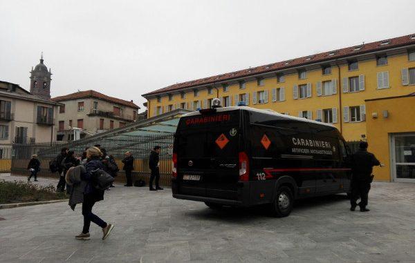 Monza, allarme bomba in tribunale. Evacuati tre palazzi