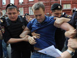 Mosca Alexey Navalny