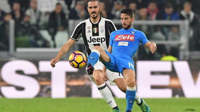 Napoli-Juventus: lo speaker annuncia Higuain e partono i fischi