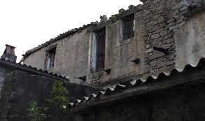 Altra casa abbandonata ad Ollai
