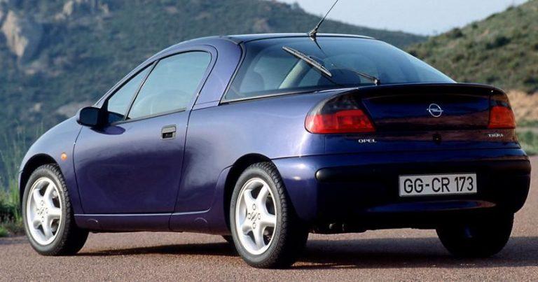 Opel tigra: prezzi, motori, consumi