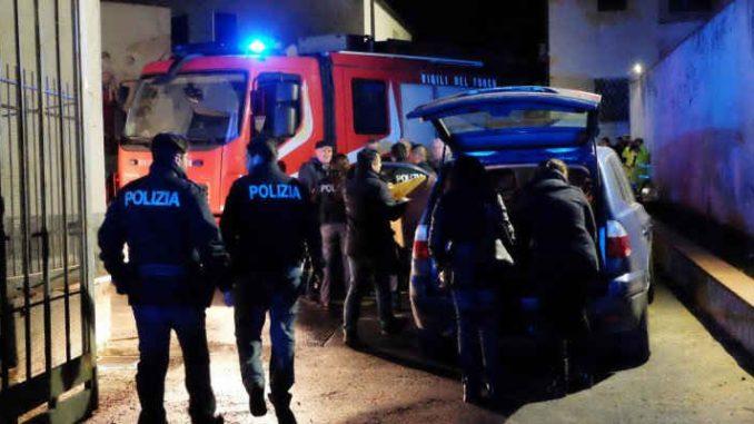 Palermo: un clochard arso vivo, il via alle indagini