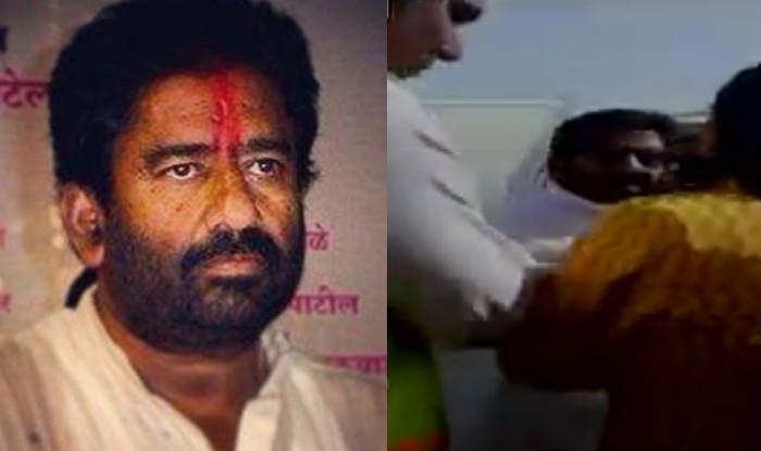Parlamentare indiano prende a ciabattate steward in aereo
